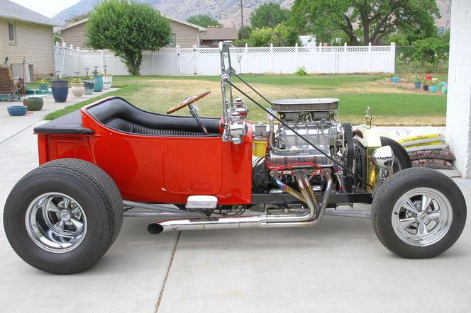 23 Model T Roadster 1